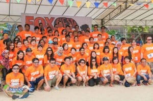 Jambar Team Building & FOX International Channels